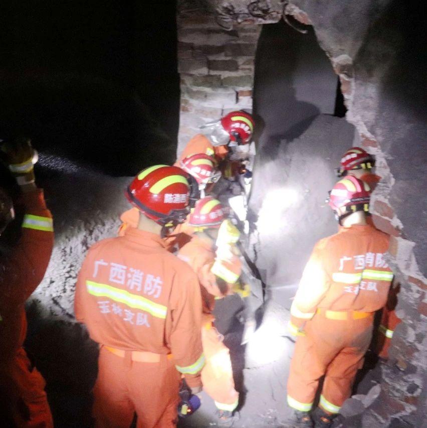 玉林一水泥厂仓库发生泄露,1名工人被掩埋殒命