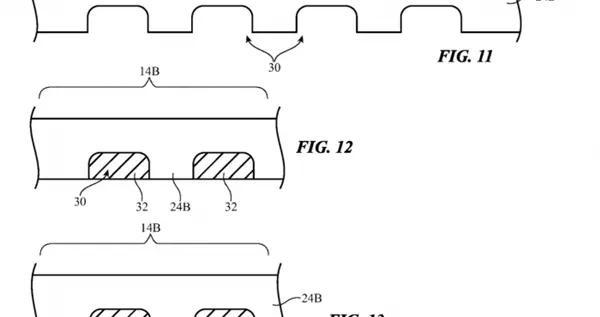 苹果可折叠iPhone专利图曝光:柔性玻璃屏幕加持