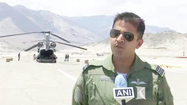印度空军迫近中印边界搞演习……