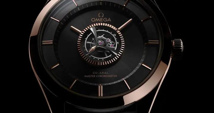欧米茄全新防磁中置陀飞轮腕表 再创制表艺术巅峰