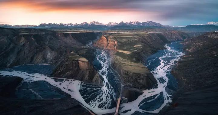 从南到北,他拍下祖国那些让人惊艳的大好河山