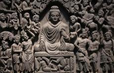 艺点︱植物纹饰在古代佛像中的应用