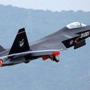 """""""中国心脏""""让歼-31浴火重生的同时,也让世界再次见证中国制造的奇迹!"""