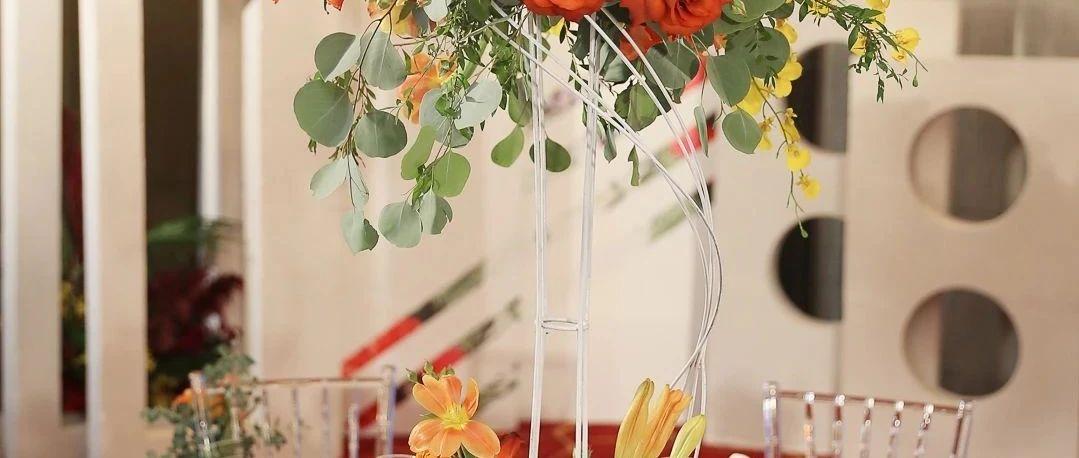 【SO GLAMOUR】2020夏季婚礼艺术沙龙,济南索菲特浪漫上演