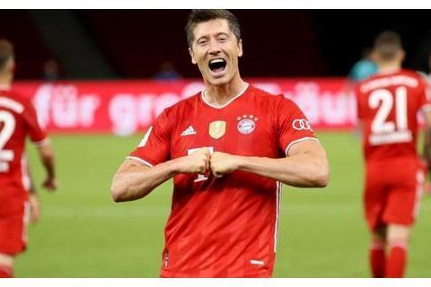 莱万拿金球奖?9成德国球迷支持他,梅西C罗仍是第一热门