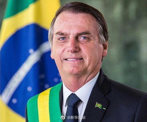 巴西总统第四次接受新冠病毒检测