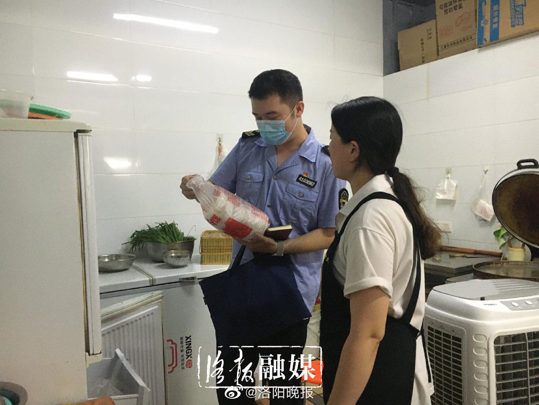 高考首日,洛阳市场监管部门出动多个检查组保障食品安全