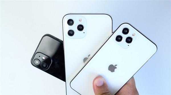 没悬念了!苹果要在iPhone 12系列中全部使用OLED屏