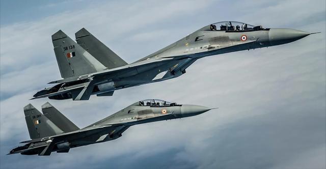 印军大批战机刚起飞,就遭远程雷达锁定,巴铁:不再有任何秘密