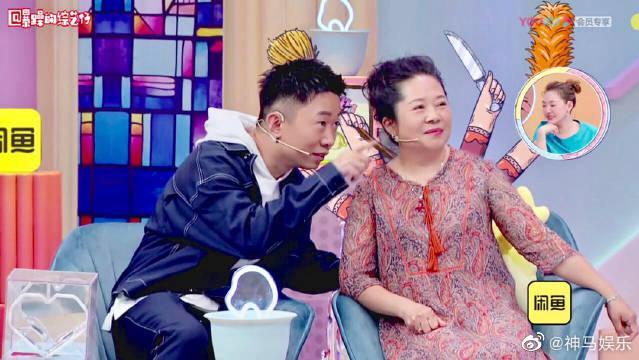 这一期花花万物看康永和s采访杨迪麻麻真的好有趣啊!