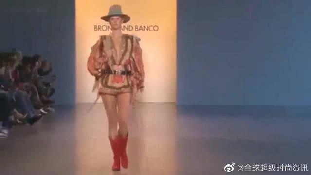 魅惑时装秀春夏新款女装秀,纽约时装周这期好棒啊