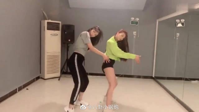 集舞蹈于一身的女人:孔雪儿! 不仅翻跳过BP的舞……