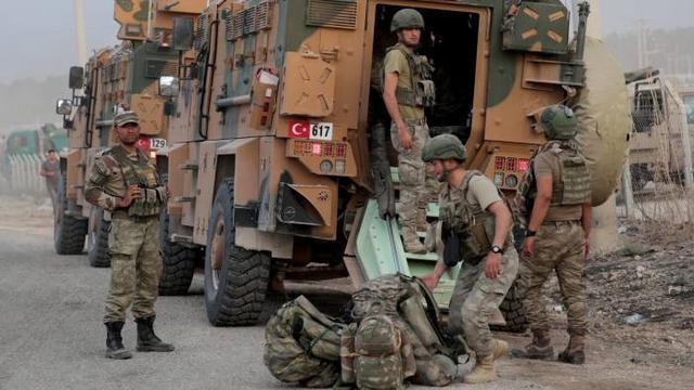 北非战斗再次打响,土耳其防空导弹被摧毁,埃尔多安担心事已发生