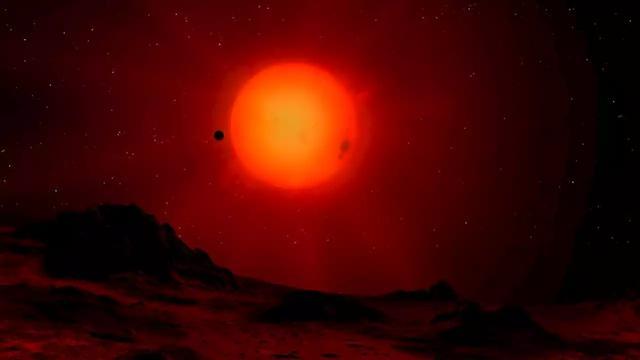 距离我们最近的多行星系统被发现,都在宜居带附近,仅10.7光年