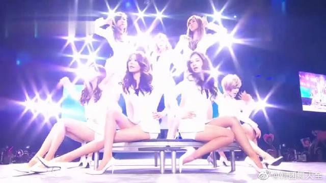 韩国第一女团少女时代因这首歌火遍全国……