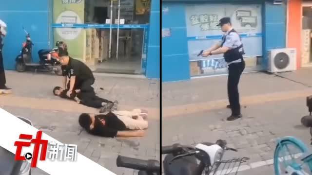 江苏淮安袭警嫌犯曾3次犯强奸罪:18岁后获刑6次