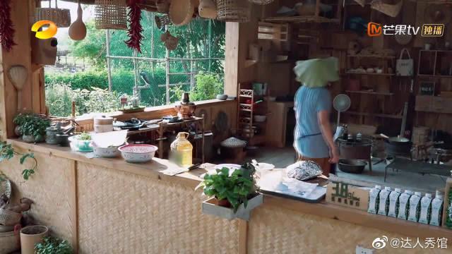 黄磊隔空cue刘宪华挖泥巴 大华真的是蘑菇屋的快乐源泉了