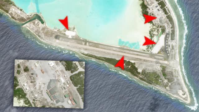 美军数亿美元扩建秘密岛屿基地,声称位处中朝导弹射程外