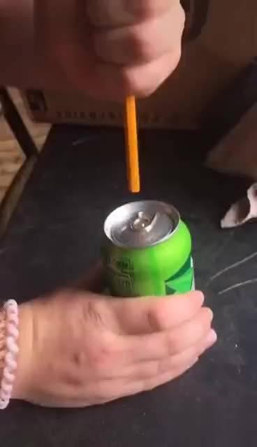 铅笔的又一奇妙用法,不过实用性存疑