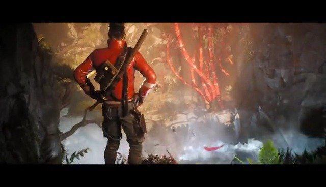 第一人称爽快砍杀类动作游戏《影子战士3》发布预告……