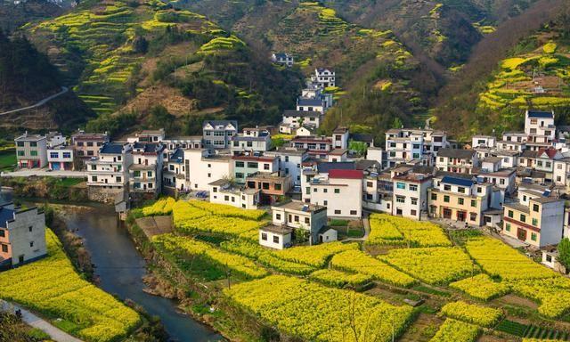 中国名气最大的4个县,比所属地级市还有名,你去过几个?