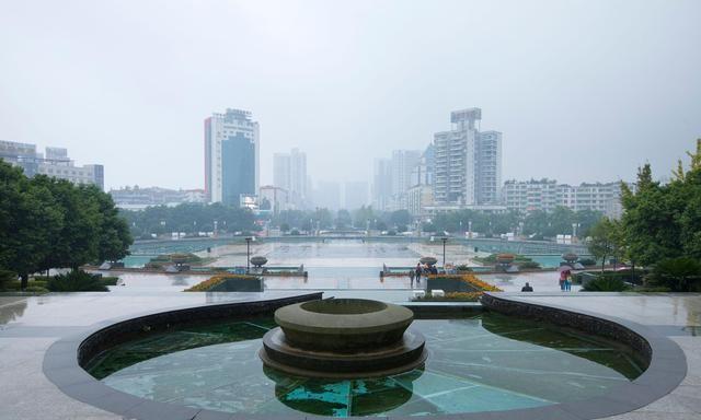 我国西部最有意思的地级市:明明属于四川管,却与重庆更加亲密
