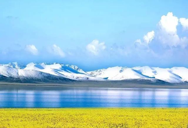 青海湖,一个不去会成为遗憾的地方,一个让人无法自拔的地方