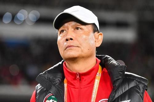 复赛在即,河南建业主教练王宝山突然离职