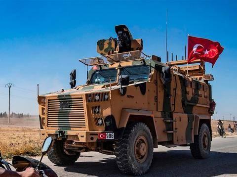 不明身份战机突然赶到,炸毁土耳其防空系统,总参谋长生死不明