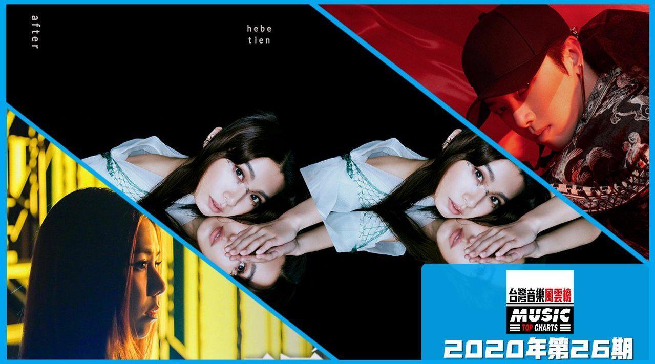台湾音乐风云榜2020年第26期 田馥甄《一一》空降冠军!