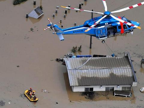 50年特大暴雨,安倍举动引世界担忧,联合国专家:不值得同情