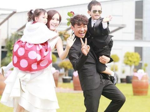 王宝强离婚后带儿子生活,马蓉带女儿,四年后两个孩子的差距明显