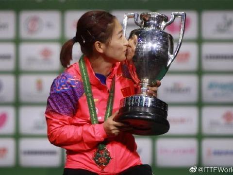 刘诗雯誓冲奥运会3冠王!2个11-0横扫夺冠成经典,身体状况成关键