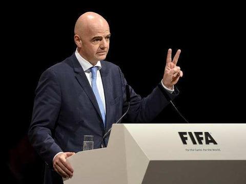又出事了!国际足联主席因凡蒂诺面临停职,此前已三次警告