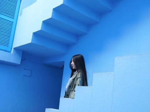 女神校来临,在计划GAP考研的前一晚,偏爱蓝色的天平座女生