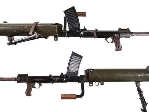 """""""恶搞机枪""""真相:德国造法国改罗马尼亚专用 胖子戈林暴殄天物"""