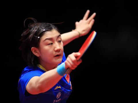 碰谁更好,刘诗雯与孙颖莎,哪一个更有利于陈梦奥运夺冠?