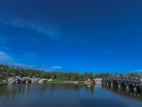 大同灵岩寺:以北魏建筑元素为本,颠覆了人们对煤都的初步印象