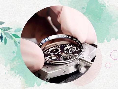 机械表突然不走了?手表故障问题可能是习惯导致