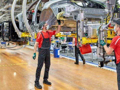 保时捷继续将莱比锡工厂改造成电动汽车生产基地