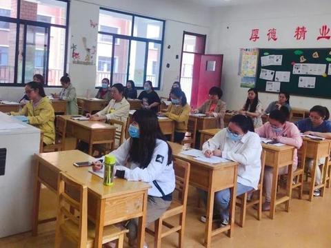 江苏省盐城市第三小学开展构建三向课堂教研沙龙活动