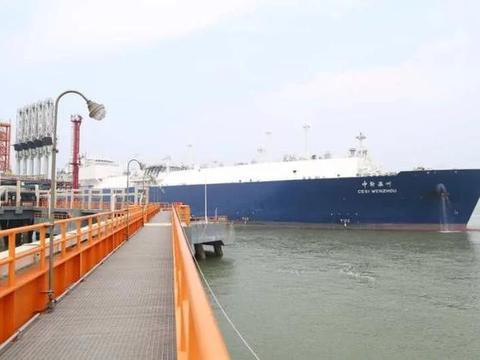 中国石化天津接收站累计接卸200船LNG