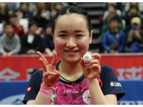 日本5大主力都曾参赛!伊藤美诚为了对抗国乒,不报名国内联赛