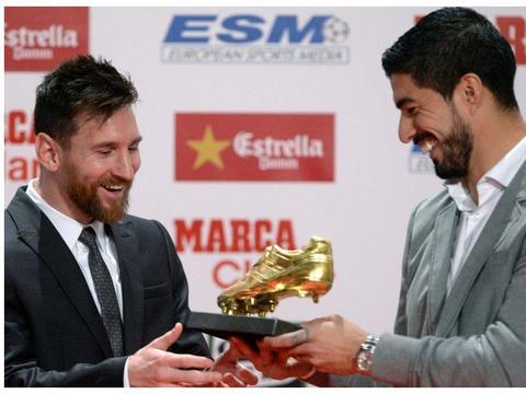 本赛季欧洲金靴预测:梅西无望,C罗有戏,莱万不一定能笑到最后
