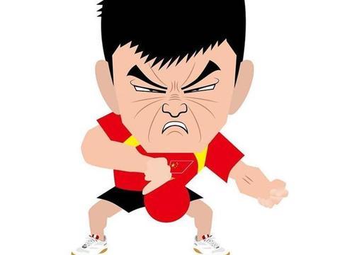 国乒世界第一变花季老将!球迷直呼看不下去,樊振东真没做错什么