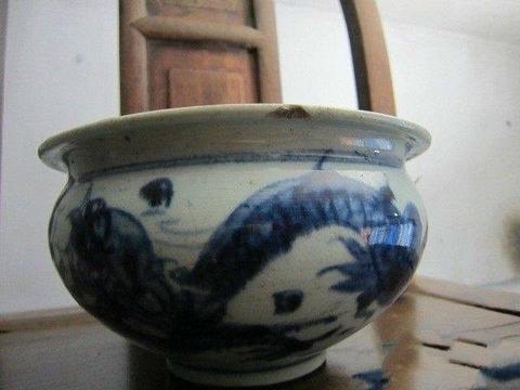 """农村挖煤工挖到""""青花纹龙""""碗,卖掉赚900,2天后竟然欲哭无泪!"""