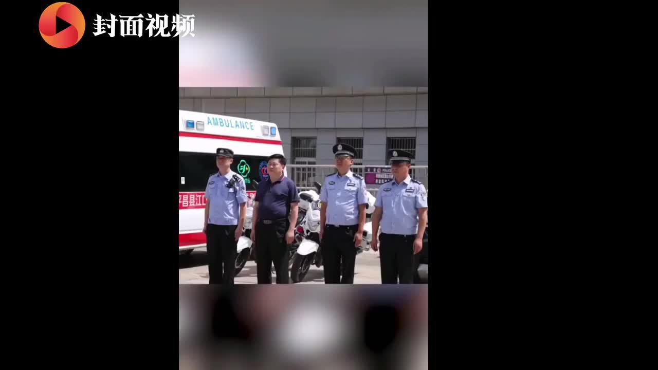 """火车站遇到""""持刀伤人""""咋办?紧急关头看民警怎么出手"""