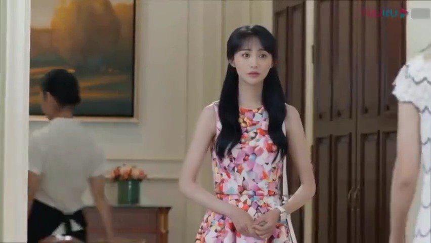 《微微一笑很倾城》里郑爽饰演的贝微微……