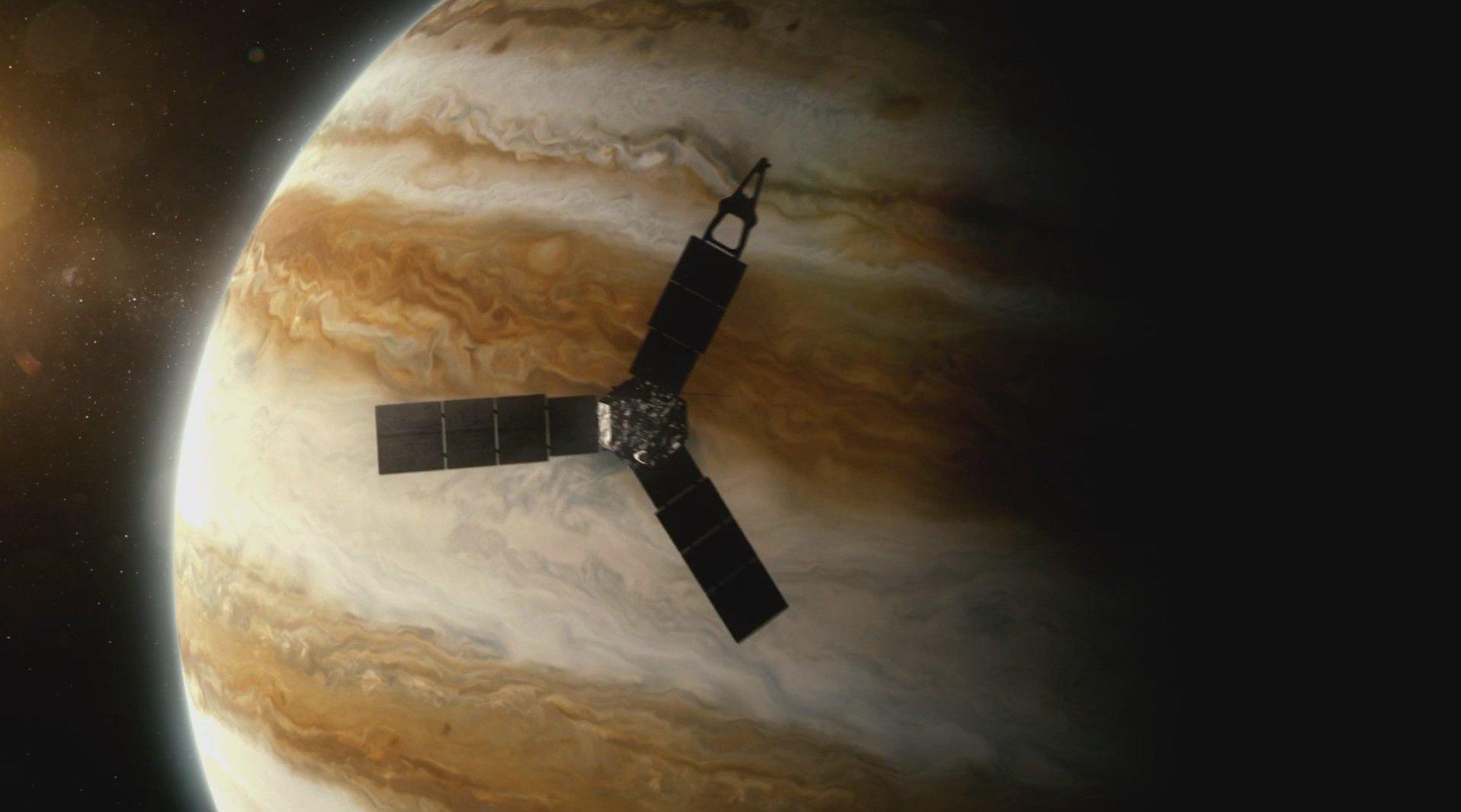 43分钟英字完整版.九集连发⑥朱诺号木星探测器
