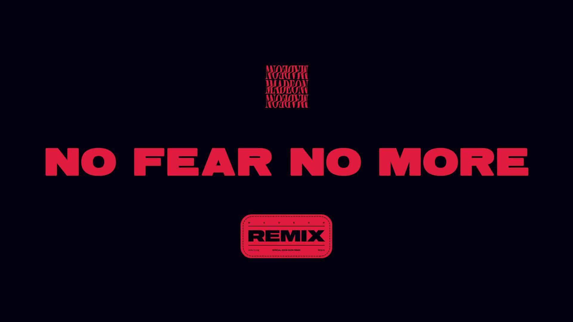 EARTHGANG Remix重混雨果Madeon新单《No Fear No More》官方音频